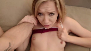 My step sisters Haley Reed needs good fuck!