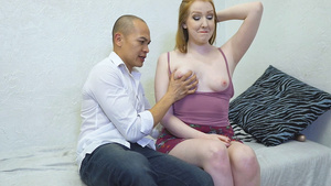 Newcomer Eric fucking Sonia Harcourt's fat pussy free videos porn!